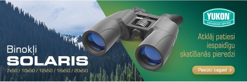 Yukon Solaris binokļi
