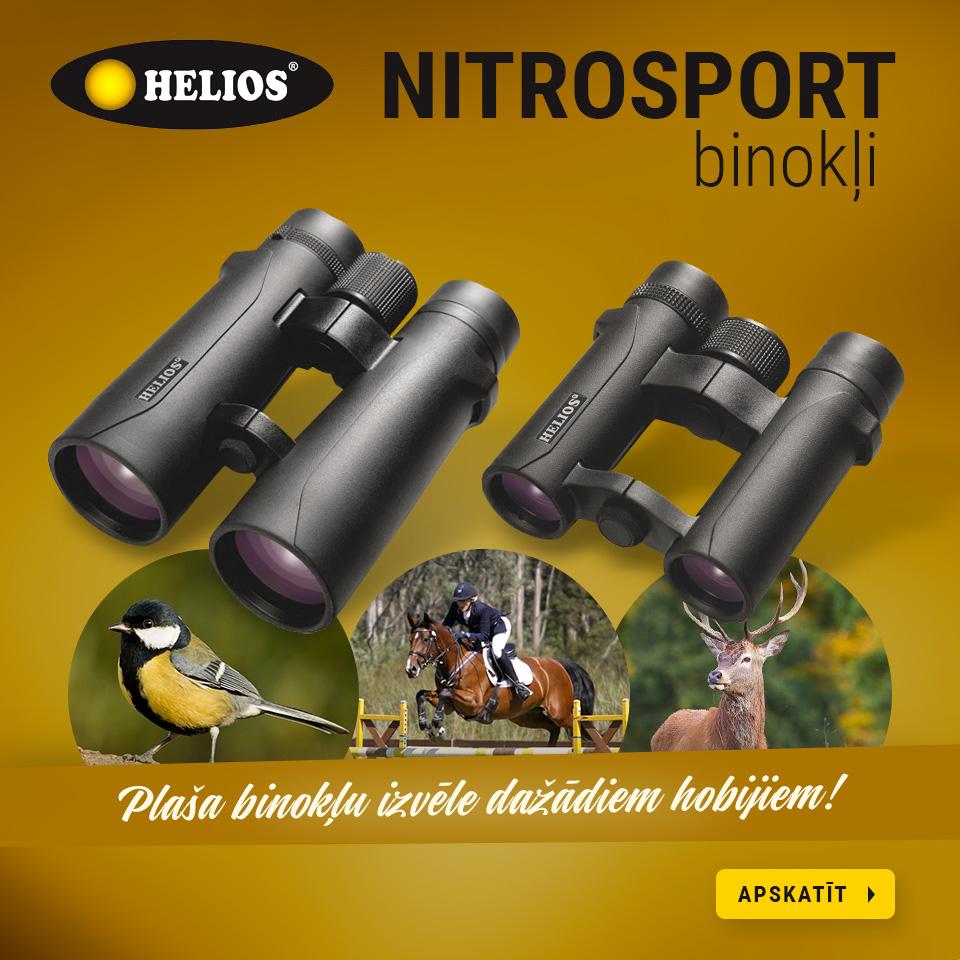Nitrosport binokļi