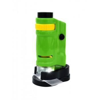 National Geographic rokas mikroskops