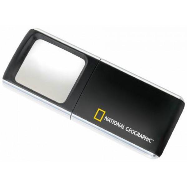 National Geographic Pop-Up 3x palielināmais stikls