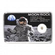 Autenttinen Kuun meteori NWA 7986
