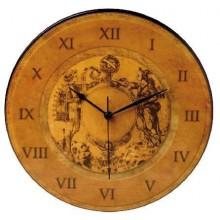Zoffoli Treesse 007-4 sienas pulkstenis