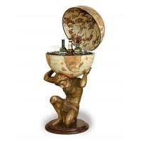 "Statujas bāra globuss ""Atlas""- Safari"