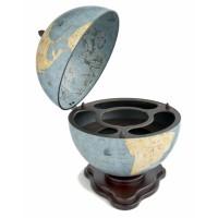 """Zoffoli """"Galileo""""- Blue Dust bāra globuss"""