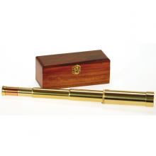 Kaukoputki Brass 10-30x30