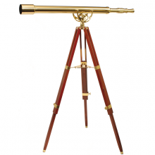 Kaukoputki Fine Brass 6040