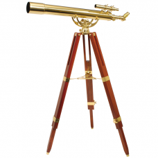Fine Brass 80/900 interjera teleskops