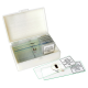 Bresser 10 gab. sagatavoti stikla slaidi (bioloģija)