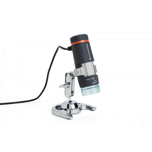 Celestron Deluxe digitālais rokas mikroskops