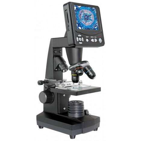 """Bresser LCD 8.9 cm (3.5"""") digitālais mikroskops"""