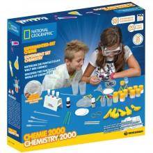 National Geographic ķīmijas eksperimentu komplekts