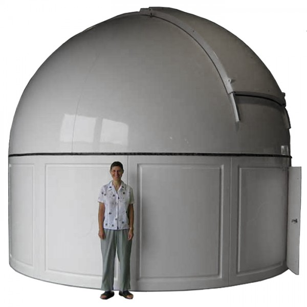 Observatorija Sirius 5m College Model motorised with walls