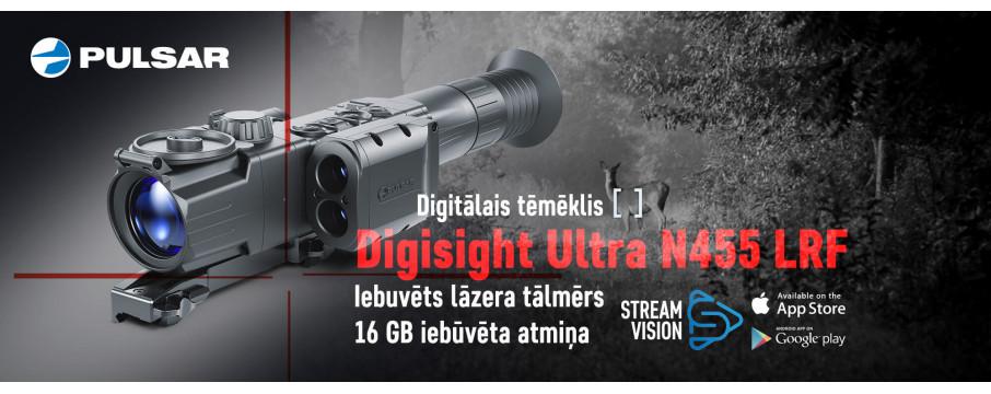 Pulsar Digisight Ultra N455 LRF tēmēklis