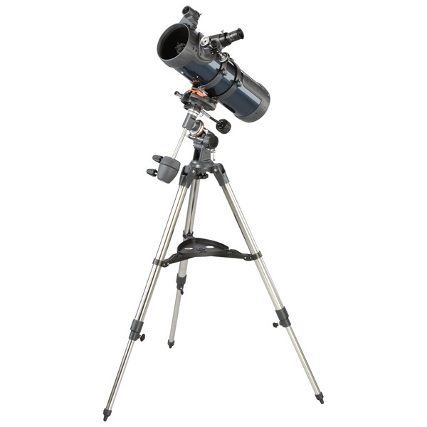 Celestron AstroMaster 114 EQ teleskops