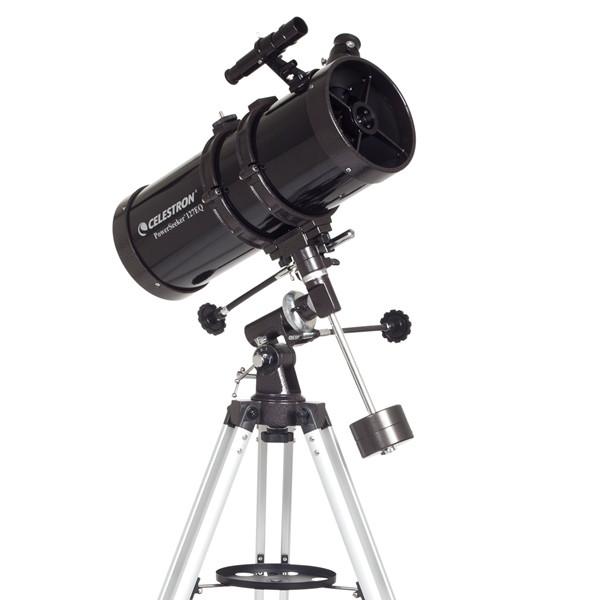 Celestron PowerSeeker 127 EQ teleskops