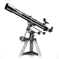 Teleskops Sky-Watcher Capricorn-70 (EQ1) 2.75""