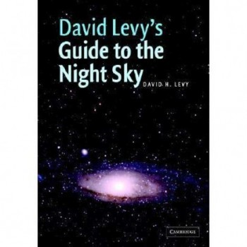 "Cambridge University Press David Levy ""Guide to the Night Sky"" grāmata"