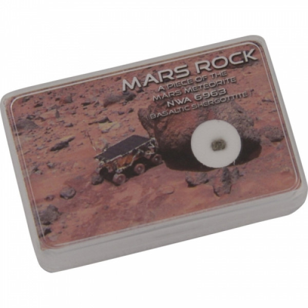 Sonstige Autentisks NWA 6963 Marsa meteors