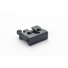 Rusan aizmugurējais pivot kronšteins - CZ 550, 557, 537, ZKK, 600, 601, 602 (19mm prizma)