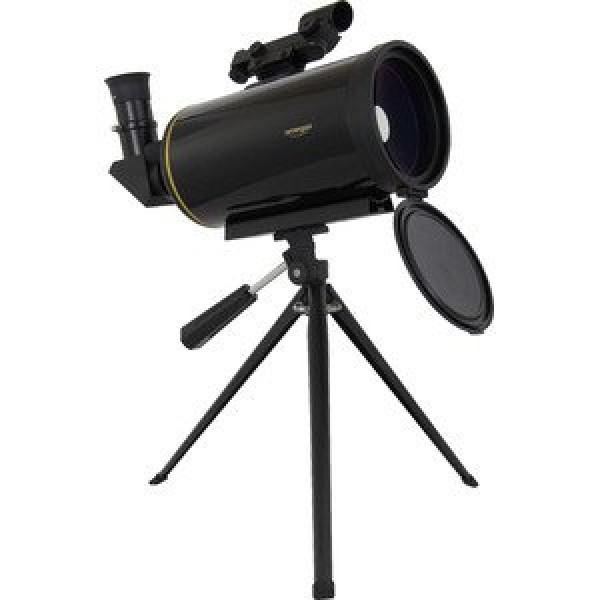 Omegon MightyMak 90 Maksutov teleskops ar LED meklētāju