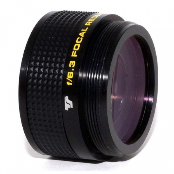 TS Optics F/6.3 fokusa reduktors