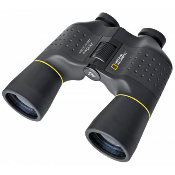 National Geographic 7x50 binoklis