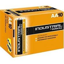Duracell AA 10 1.5 Alkaline baterijas