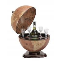 "Zoffoli ""Galileo"" - Rust bāra globuss"