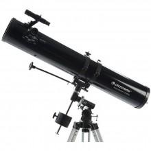Celestron PowerSeeker 114 EQ teleskops