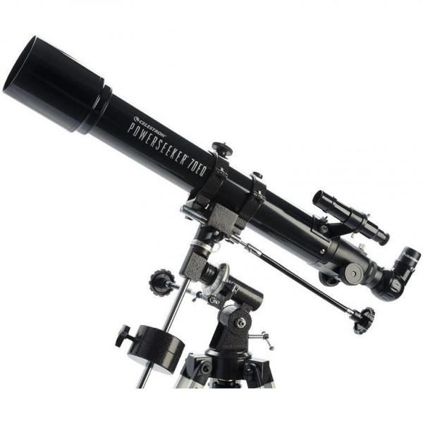 Celestron PowerSeeker 70 EQ teleskops